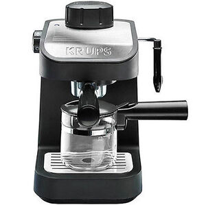 Krups XP1020 4 Cups Espresso Machine - B...