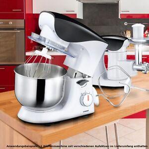 k chen knet maschine fleischwolf 4 3l sch ssel stand mixer teig kneter melissa ebay. Black Bedroom Furniture Sets. Home Design Ideas