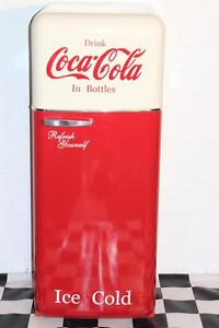 k hlschrank retro 50er smeg gorenje coca cola automat ebay. Black Bedroom Furniture Sets. Home Design Ideas