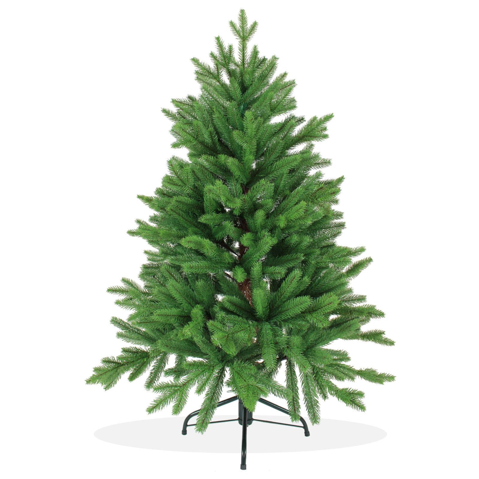k nstlicher weihnachtsbaum 120cm nordmanntanne spritzguss gr ner christbaum pt05. Black Bedroom Furniture Sets. Home Design Ideas