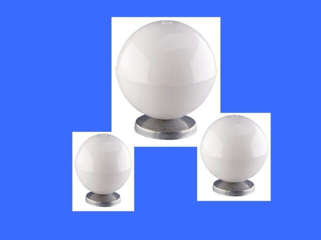 Kugellampen tischlampe weiss puppenhaus lampen 3 gr ssen for Lampen puppenhaus