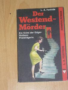 L. A. Fortride&quot;Der Westend Mörder&quot; &quot;&quot;&quot;Günstiger Versand&quot;&quot;&quot;&quot; - <span itemprop=availableAtOrFrom>Kreuzwertheim, Deutschland</span> - L. A. Fortride&quot;Der Westend Mörder&quot; &quot;&quot;&quot;Günstiger Versand&quot;&quot;&quot;&quot; - Kreuzwertheim, Deutschland