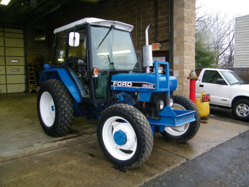 Ford Tractor Airplane : Ford tractor hp modle in business industrial