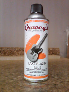 Spray Paint For Guitar Finish