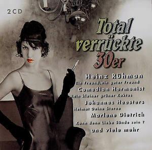 LALE-ANDERSEN-Der-Junge-an-der-Reling-Total-verrueckte-30er-OVP-2-CD-Set