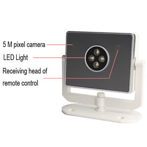 lamp spy hidden video photo audio recording camera rc
