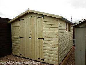 Large wooden sheds ebay motors