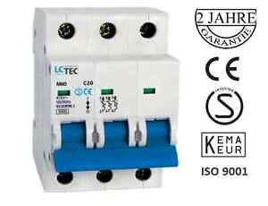 LC-Leitungsschutzschalter-3-polig-C-32A-6kA-Sicherungsautomat-LS-Schalter