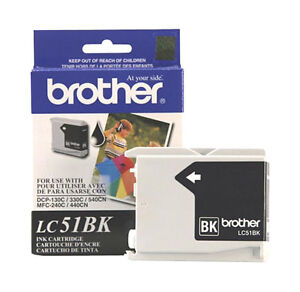 LC51BK Black Ink Cartridge