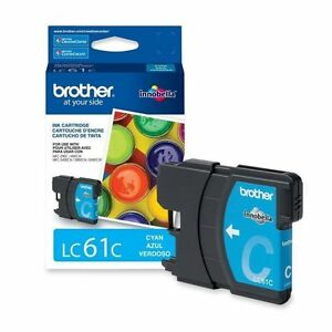 LC61C Cyan Ink Cartridge
