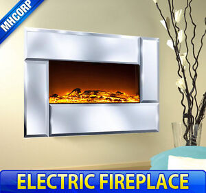 Electric Fireplace Heater Electric Flat Panel Fireplace Heater