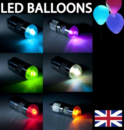 LED Balloon Lights - Christmas, Birthday, Wedding, Party, Events, Decoration in Home, Furniture & DIY, Celebrations & Occasions, Party Items & Supplies | eBay