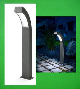 LED-Gartenleuchte-Weglampe-Standlampe-Aussenlampe-Gartenlampe-Standleuchte-230-V