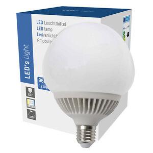 LED-Globe-G120-12W-70W-960-Lumen-matt-E27-warmweiss-3000K-150-Leuchtmittel