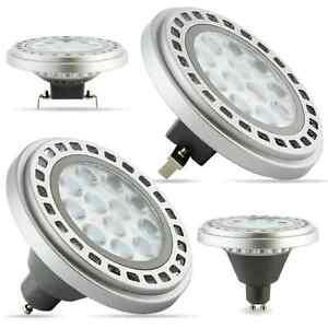 led lampe es111 ar111 gu10 gu5 3 230v leuchtbirne reflektor leuchtmittel ebay. Black Bedroom Furniture Sets. Home Design Ideas