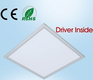Led panel 44w lampe leuchte warmwei decke 3000k flach for Led deckenleuchte flach