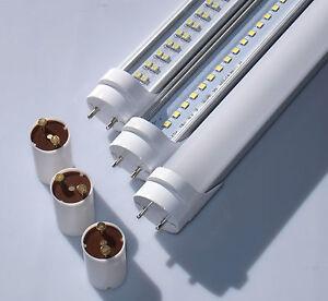 LED-Roehre-Roehren-T8-44-60-90-100-120-150-cm-klar-mattglas-Version-BAFA-Foerderung