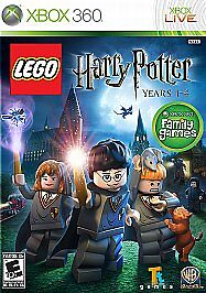 LEGO Harry Potter: Years 1-4  (Xbox 360,...