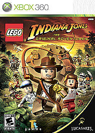 LEGO Indiana Jones: The Original Adventu...