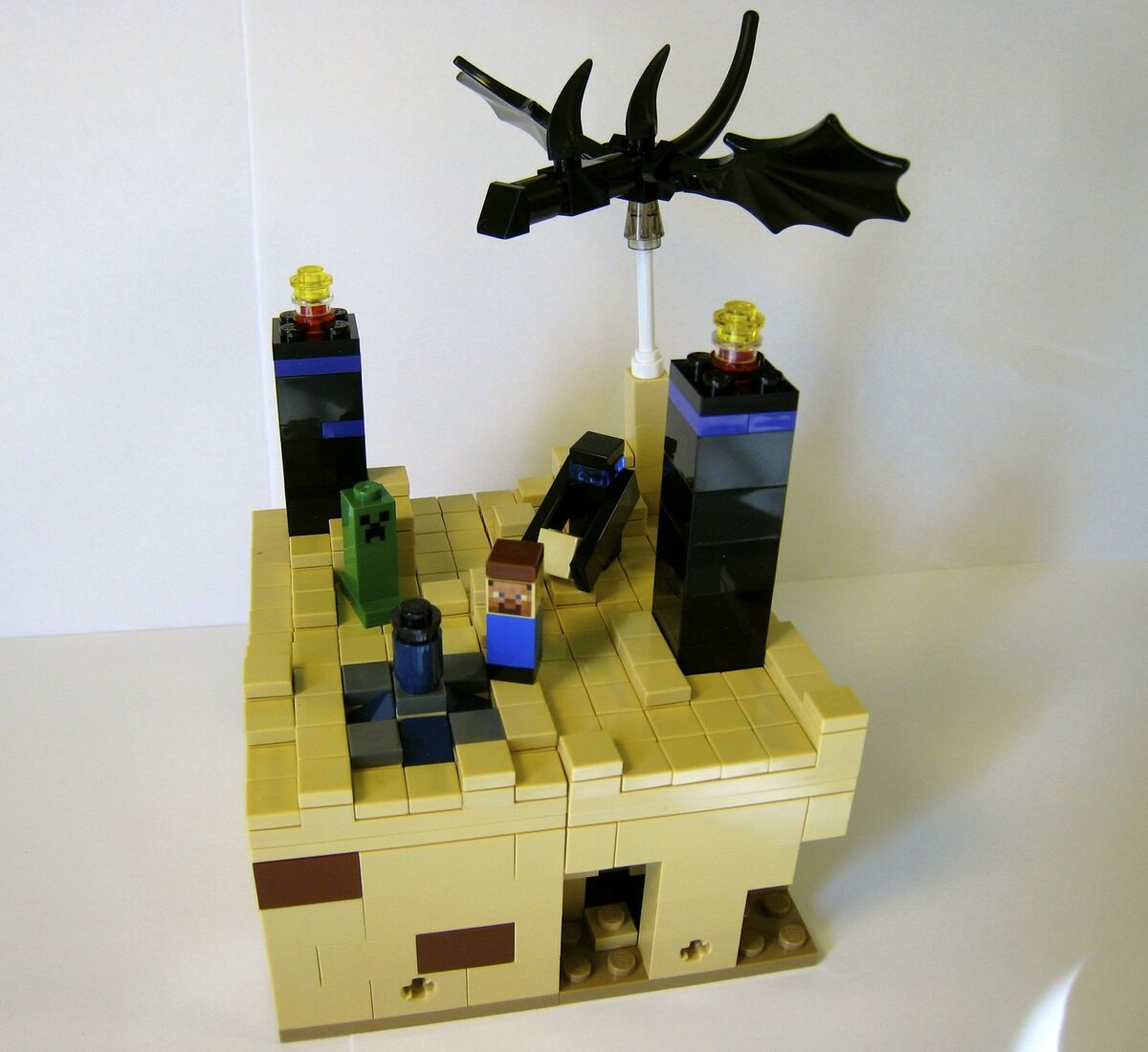 LEGO Minecraft Ender Dragon