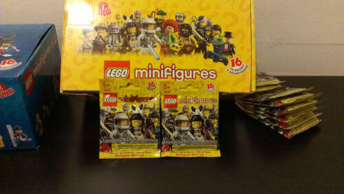 LEGO MINIFIGURES SERIES 1 - ROBOT - NEW / MINT - SEALED !! 8683 8684 COLLECTION in Toys & Hobbies, Building Toys, LEGO | eBay