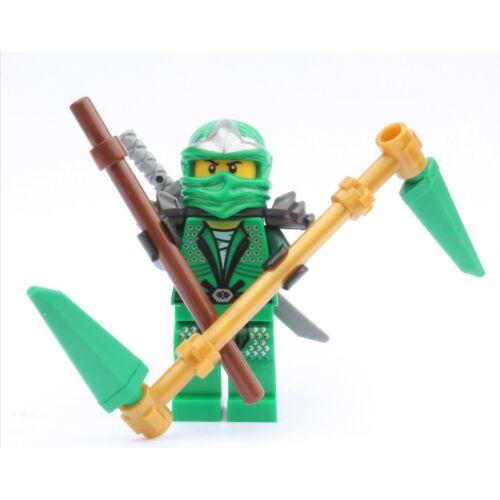 Lego Ninja Toys : Ninjago lego chokun minifigure day minifig auction