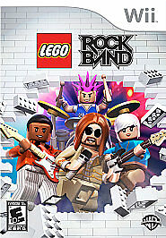 LEGO Rock Band  (Wii, 2009)
