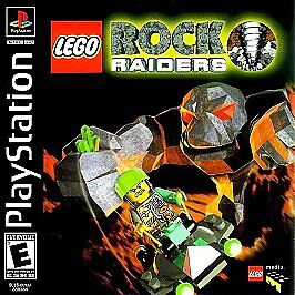 LEGO Rock Raiders  (PlayStation, 2000)