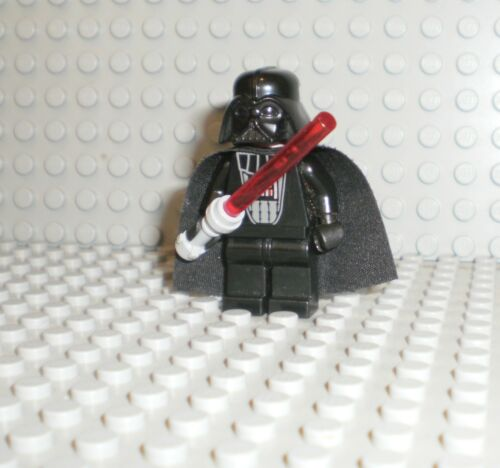 LEGO STAR WARS DARTH VADER MINIFIG WITH LIGHT SABER LEGOS SW FIGURE in Toys & Hobbies, Building Toys, LEGO | eBay