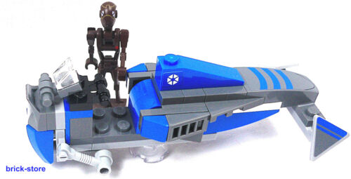 lego star wars 75012 barc speeder mit figur commando droid ebay. Black Bedroom Furniture Sets. Home Design Ideas