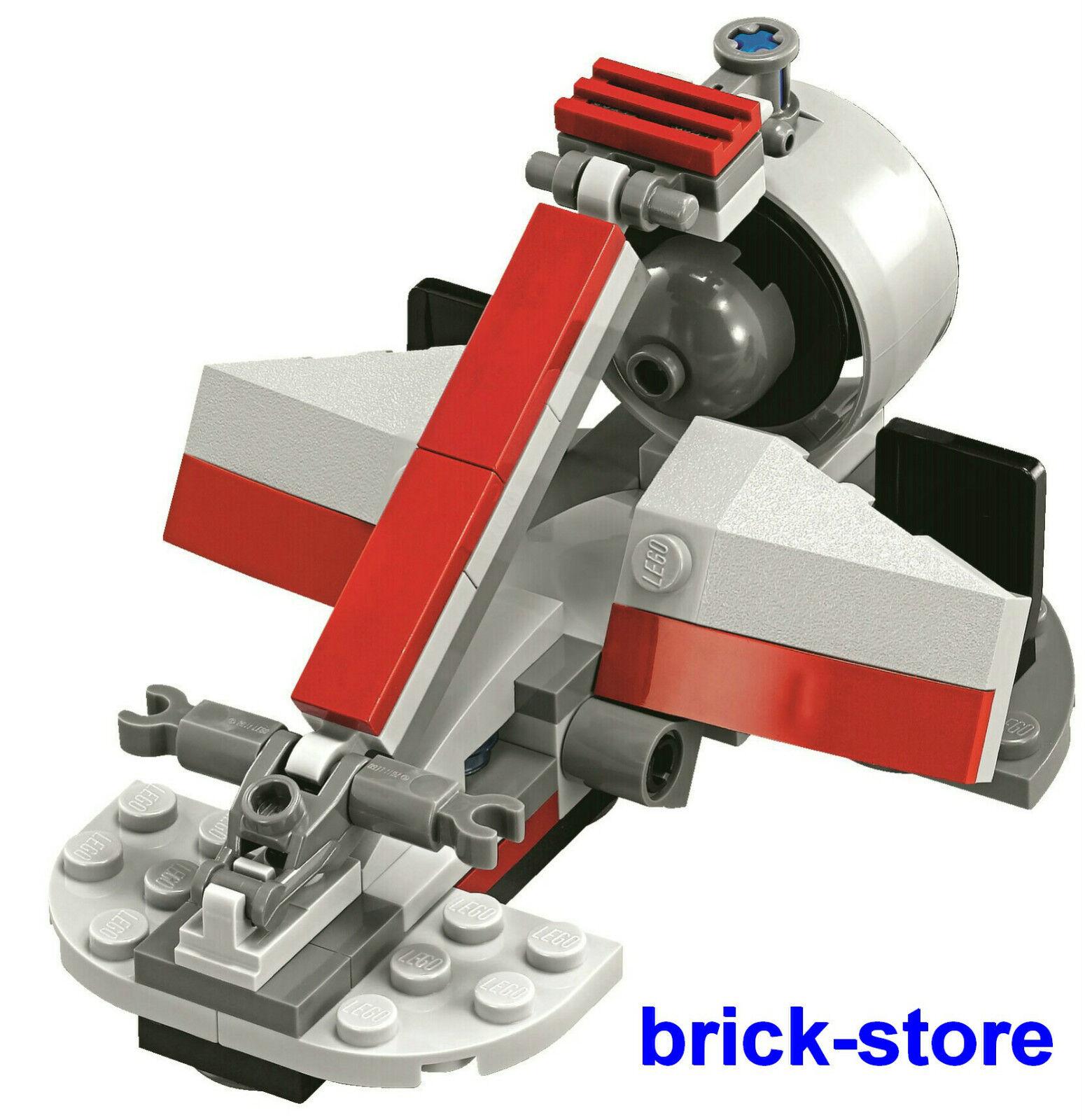 Lego Star Wars 75035 Sumpfgleiter Mit Rotierendem Motor