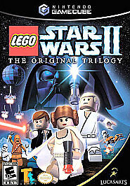 LEGO Star Wars II: The Original Trilogy ...