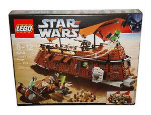 LEGO Star Wars Jabba's Sail Barge (75020...