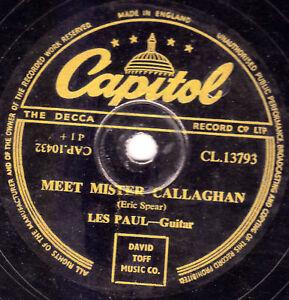 meet mister callaghan lyrics