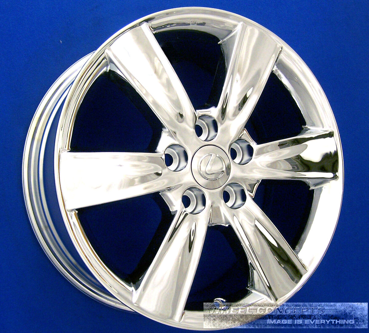 "Lexus ES330 17 inch Chrome Wheels Rims 17"" ES300 ES350 ES 300 330 350 SC300 SC"