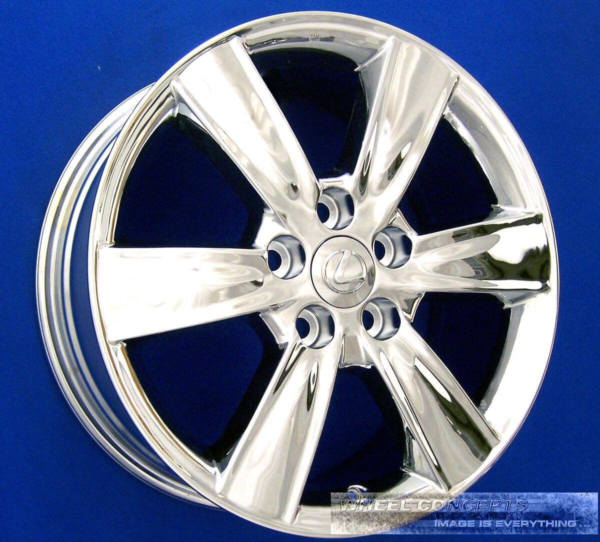 """Lexus ES330 17 inch Chrome Wheels Rims 17"""" ES300 ES350 ES 300 330 350 SC300 SC"""