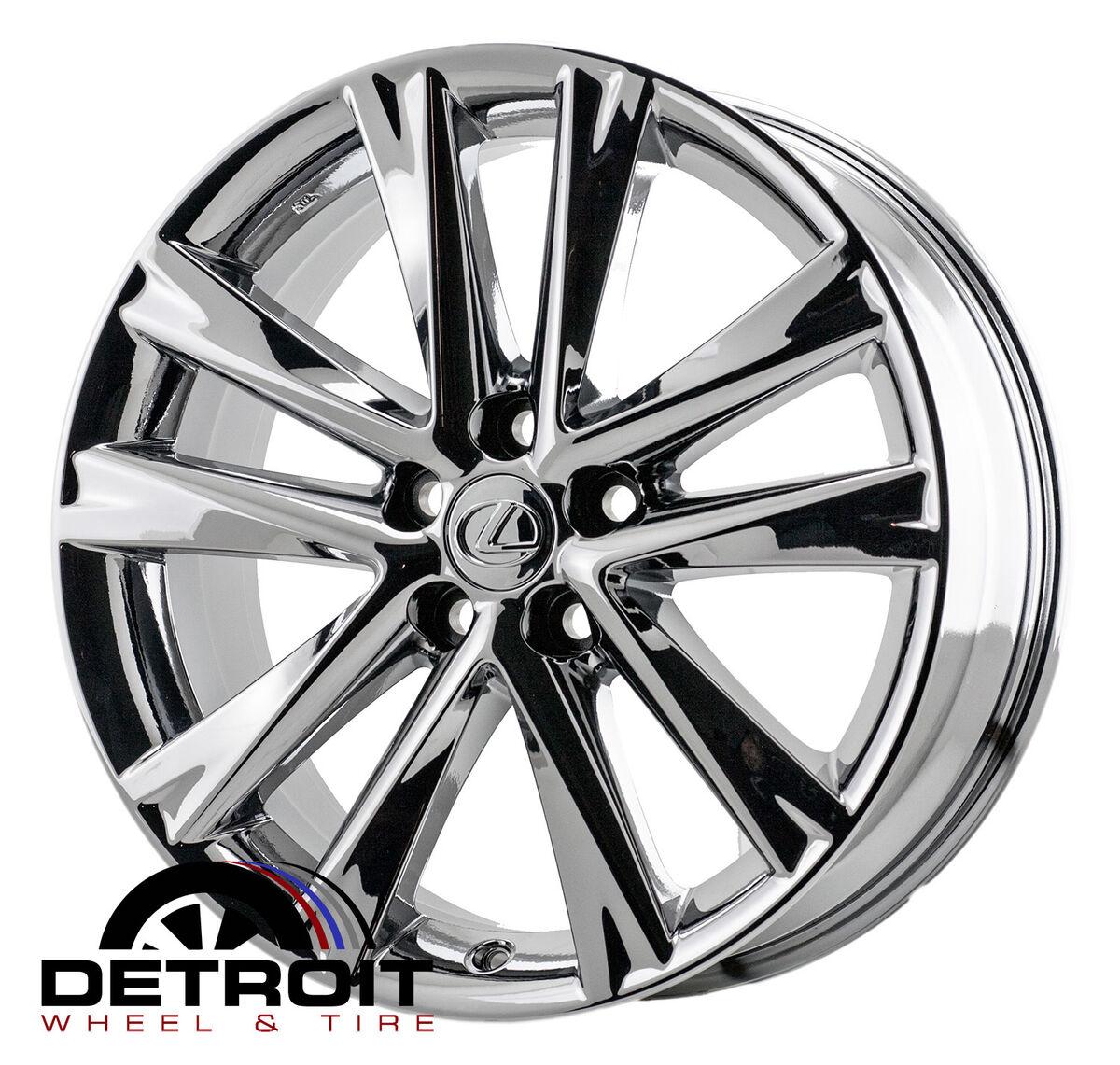"Lexus RX350 F Sport 19"" Chrome Wheels Rims 2013'"
