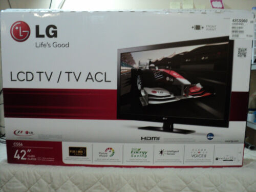 "LG 42CS560 42"" 1080p HD LCD Television!!!!!NO RESERVE!!!!!! in Consumer Electronics, TV, Video & Home Audio, Televisions 