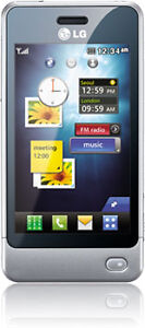 LG GD510 POP - Silver (Unlocked) Mobile ...