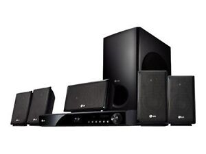 LG LH-B326 5.1 Channel Home Theater Syst...
