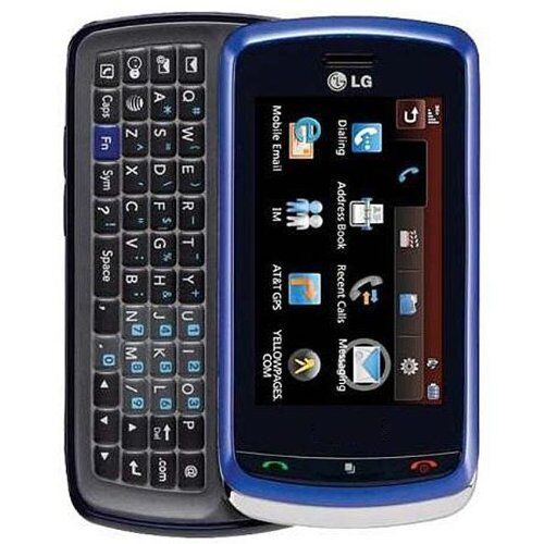 LG Xenon GR500 Unlocked GSM Phone 2MP Camera 2 8 Touchscreen QWERTY