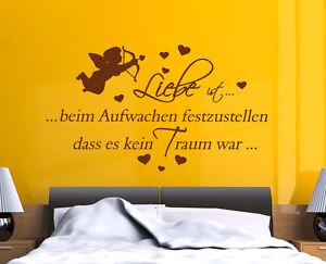 LIEBE-ist-Wandaufkleber-Wandtatoo-Zitat-Spruch-Deko