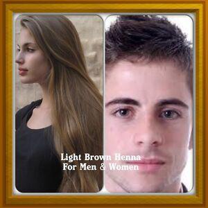 light brown hair dye organic 100 chemical free henna