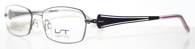 Buy Morel Lightec 6581L BLK Glasses  Spectacles Online - Brand Morel