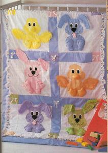 Reversible Baby Blanket Knitting Pattern