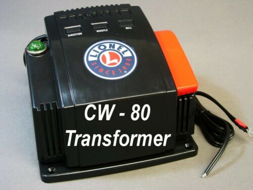 LIONEL CW-80 WATT TRANSFORMER o gauge train ac power pack supply 6-14198 NEW in Toys & Hobbies, Model Railroads & Trains, O Scale   eBay