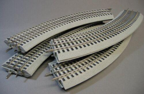 LIONEL FASTRACK 8 CURVE LOT 036 standard train curves fasttrack 6-12015 (8) in Toys & Hobbies, Model Railroads & Trains, O Scale | eBay