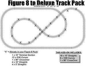 o scale train track layout with O Gauge Track Plans For Model Train Layouts on 628885535435697312 moreover Atlas O 3 Rail Layout Track Packages further Topic Revell Ho Train Set likewise Track plans together with Scale Train Engines.