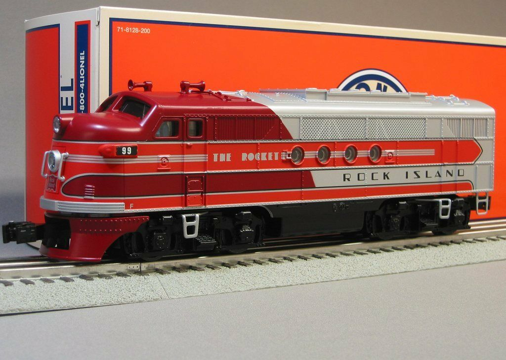Lionel o gauge diesel engine oil