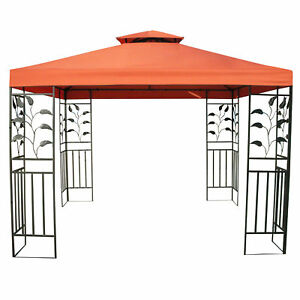 livorno garten stahl metall pavillion festzelt party pavillon terra neu ebay. Black Bedroom Furniture Sets. Home Design Ideas
